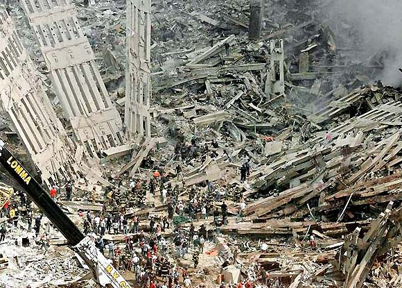 world trade center groundzero